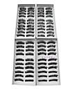 40 paires de fibre européenne cils noirs Faux Cils