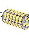 7W G4 Ampoules Maïs LED T 118 SMD 5050 580 lm Blanc Froid DC 12 V