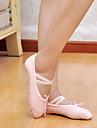 Chaussures de danse(Noir / Rose / Rouge / Blanc) -Non PersonnalisablesToile-Ballet