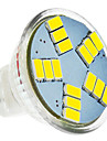 5W LED-spotlights MR11 15 SMD 5630 420 lm Kallvit DC 12 V