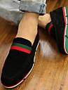 Mäns Leather Flat Heel Comfort dagdrivare skor (fler färger)