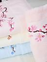 Serviette à main, 100% coton Wintersweet Imprimer 34cm x 76cm-3 couleurs disponibles