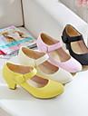 Chaussures femmes bout rond chuncky talon Mary Jane pompes chaussures plus de couleurs disponibles
