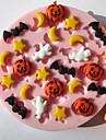 Moule de Cuisson Etoile Pour Gâteau Pour Cookie Pour Tarte Silikon Ecologique Haute qualité Halloween