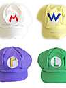 5 Color Super Mario hatt unisex Halloween Cap