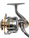 Fiskerullar Snurrande hjul 4.7:1 12 Kullager HÖGERHÄNT utbytbar VÄNSTERHÄNT Sjöfiske Kastfiske Färskvatten Fiske-GF7000 HAI BIN