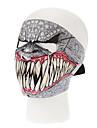 Cykla Andningsbar Gray Bloodfang Mask