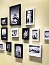 samtida galleri collage tavelramar, set om 13