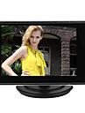 3,5 tums Små TFT LCD Justerbar skärm för CCTV-kamera och bil DVR med AV-RCA-video Ljudingång