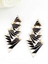 Kayshine Fashion Trianglar Örhängen