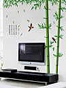 Botaniska Bamboo Vardagsrum Removable Wall Sticker