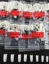 500 Manucure Dé oration strass Perles Maquillage cosmétique Nail Art Design