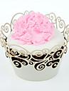 Moule de Cuisson Fleur Pour Gâteau Pour Cookie Pour Tarte Autre Ecologique Bricolage Anniversaire