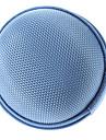 bärbar vattenresistent dammtät eva fall hållare för hörlurar (blandade färger)