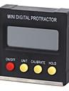 """Mini Digital 1.6 """"LCD 360-graders lutningsvinkel Upright magnet Gradskiva Eter Angle Meter"""