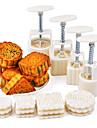 Moule de Cuisson Pour Gâteau Pour Cookie Pour Tarte Plastique Métal Ecologique Bricolage