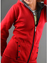fleece căptușit pulovăr lung pentru femei
