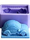 1 Miljövänlig Kaka / Tårta Silikon Bakningsformar