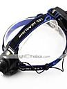 Lampes Frontales Eclairage de Vélo / bicyclette LED Cree XM-L T6 Cyclisme Faisceau Ajustable Rechargeable Tête crénelée 18650 700-900