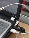 bärbar bärbar dator usb ögonskydd energibesparing ledde böjliga