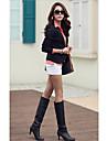 Femeii de primăvară coreeană Stil Slim Fit Blazer