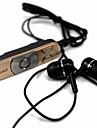 clip-on bluetooth stéréo v3.0 + EDR Casque pour iphone 6/6 plus (or)