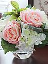 """7 """"h exquise table bouquet de fleurs arrangement (rose)"""