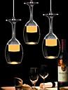 sl® modern / traditionell / klassisk / land / skål ledde krom kristallkronor / hängande lampor