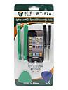 Bäst-578 Kombi tar isär Verktyg för iPhone / HTC