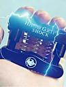 Shock-You-ami choc électrique Printemps main Grip pincée mètres Gadgets blague (couleur aléatoire)