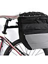 FJQXZ® Sac de VéloSac de Porte-Bagage/Double Sacoche de Vélo Etanche / Séchage rapide / Résistant aux Chocs / Vestimentaire / 3 en 1Sac