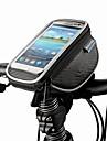 ROSWHEEL® Sac de Vélo 1.5LSacoche de Guidon de Vélo / Sac de téléphone portableRésistant à la poussière / Ecran tactile / Résistant aux