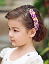 Women's/Flower Girl's Paper Headpiece - Wedding/Special Occasion Headbands/Flowers