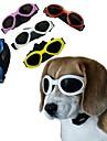 Hundar Solglasögon Röd / Vit / Blå / Rosa / Gul Hundkläder Vår/Höst Cosplay Doglemi