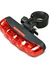 Eclairage de Vélo / bicyclette / Lampe Arrière de Vélo LED Cyclisme Etanche AAA Lumens Batterie Cyclisme-MOON