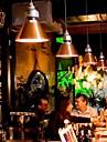 umei ™ max 60 watt vintage / land ledde / lampa metall hängande lampor