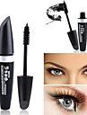1 st Fiber Frans Mascara Magiska Natural False Lash Ögonfransar Makeup Cosmetics Black SV000409