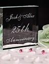 Vârfuri de Tort Personalizat CristalNuntă / Aniversare / Petrecerea Bridal Shower / Petrecerea Baby Shower / Quinceañera & Dulcele 16 /