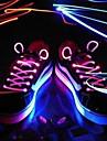 Light Up LED lumineux Shoeslace 1 Paires (plus de couleurs)