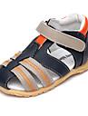 """Heel plat piele Boy """"Confort Sandale cu pantofi Tape Magic (mai multe culori)"""