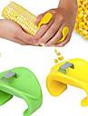outil de pelage de maïs en plastique (couleur aléatoire)