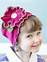Copii Chic Destul de Beanie Flori Hat