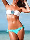 Venus Regina femei stras Buckle Bateau Bikini VQ00147