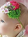 Bebelușii copii Copiii Fete Baieti Elastic Headband de flori de păr de decorare hairband New