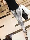 Pantaloni femei de moda Snake Cereale model Slim legging