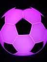 FootBall Rotocast changeant de couleur Night Light