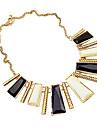 Exagérer le collier de chaîne de J & G femmes