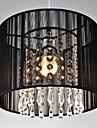 Lampe suspendue ,  Contemporain Chrome Fonctionnalité for Cristal LED Métal Chambre à coucher Salle à manger
