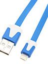 USB 2.0 Male la 8 pini Male cablu (albastru Purple 100cm)