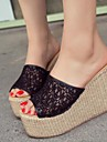 Platform Wedges talons sandales Chaussures Femme Dentelle Shimandi ® (plus de couleurs)